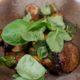 夏に食べたい酸味たっぷり野菜の素揚げバルサミコソース