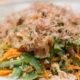 中華鍋で作る、夏の定番ゴーヤチャンプルーがますますヘヴィロテするレシピ。